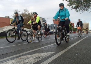 "Adelaide ""active travelers"" hellbent on creating commuter gridlock"