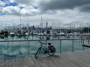 Westhaven cycleway