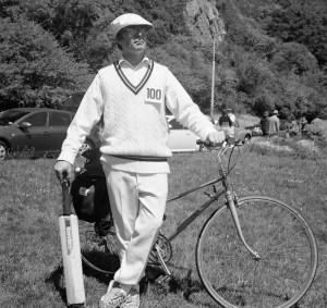 It IS cricket!